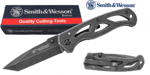 Smith and Wesson DVD Knife Combo